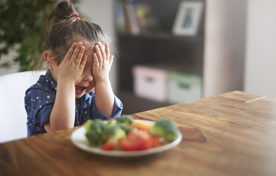 How Food Can Help the Defiant Child