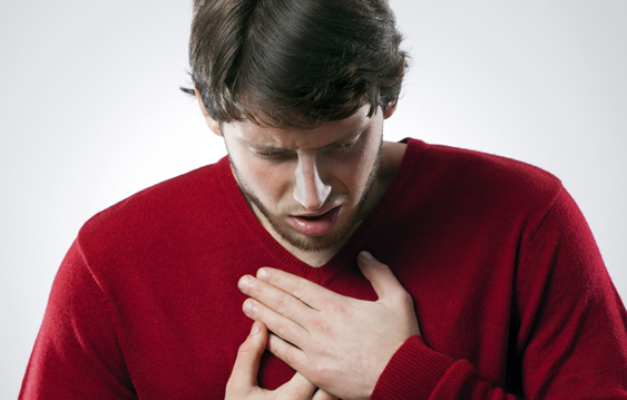 how to get rid of indigestion pain in chest