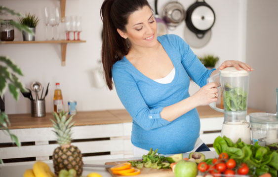 Nutrition During Pregnancy and Nursing