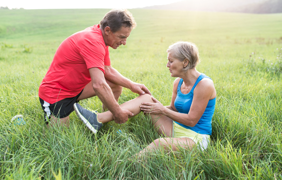 Knee Pain – Food Makes a Difference