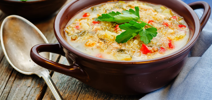 Turkey Quinoa Stew