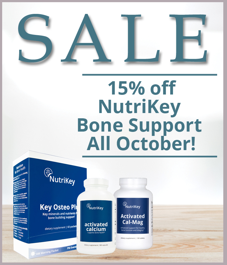 15% off Bone Support
